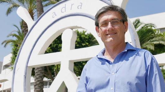 """Manuel Cortés: """"Adra es una ciudad con una gran calidad de vida"""""""