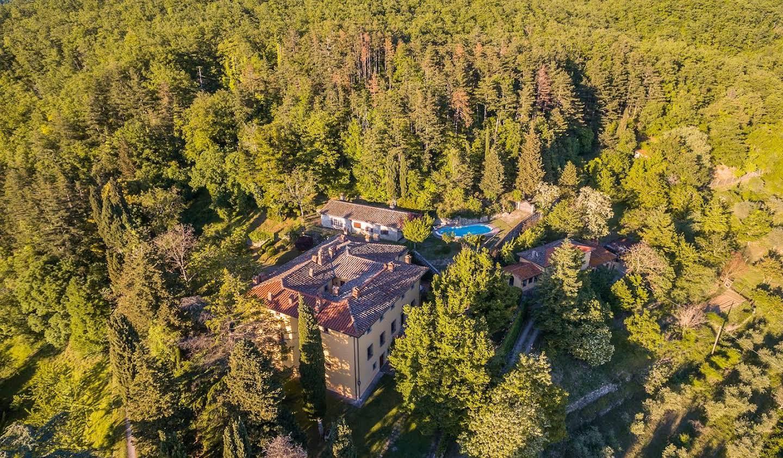 Villa avec jardin Dicomano