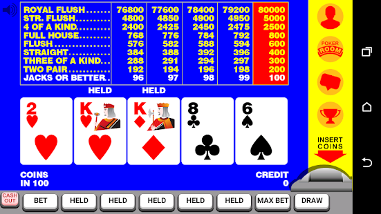 Download Video Poker with Double Up For PC Windows and Mac apk screenshot 2