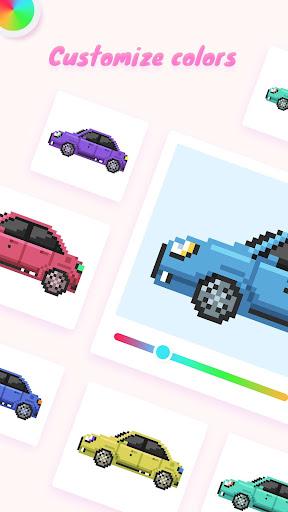 Télécharger Pixel Art mod apk screenshots 4