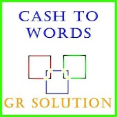 CASH TO WORD