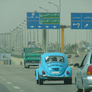 Driving in Cairo Egypt Expat Survival Guide
