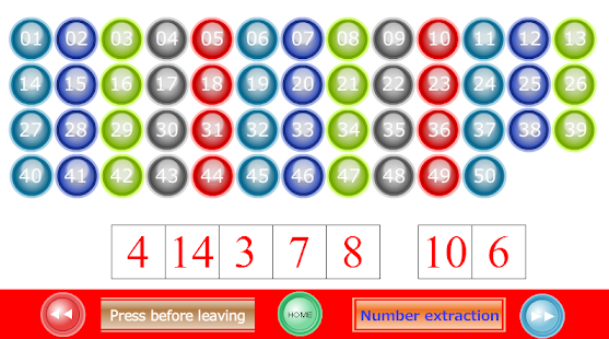 Winning APP of EuroMillions- screenshot thumbnail