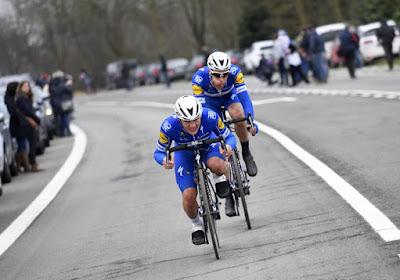 "Marathonman Lampaert komt tot bezinning: ""Liever toch wat dichter bij de finish aangaan"""