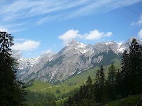 Photo: Szállásunk közelében lévő hegyek