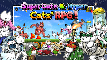 Cats the Commander APK screenshot thumbnail 1