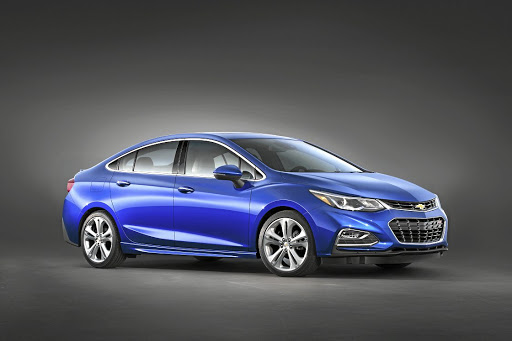 The Chevrolet Cruze.   Picture: NEWSPRESS