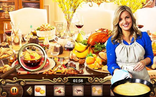 Thanksgiving Party Hidden Fun