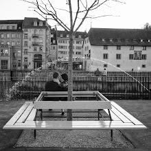 Photo: together...  inspired from +Daniel Diggelmann https://plus.google.com/u/0/112173308297267404620/posts  #street #streetphotography #shootthestreet #blackandwhite #blackandwhitephotography #bw #monochrome