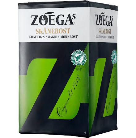 Kaffe Zoegas Skånerost vac450g