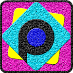 Photo frame PicsArt Icon