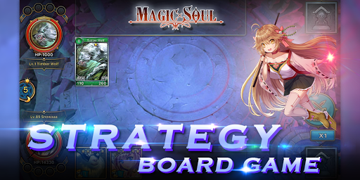 Magic Soul  captures d'écran 2