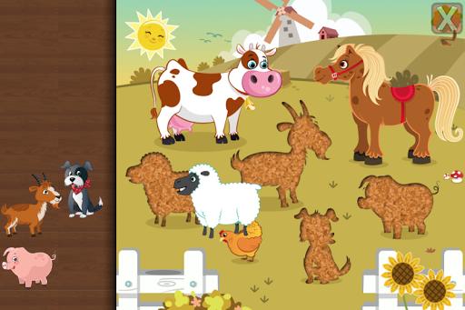 Animal Jigsaw Puzzle Toddlers 3.5 screenshots 2