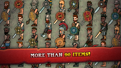 Gladihoppers - Gladiator Battle Simulator! 2.1.0 screenshots 5