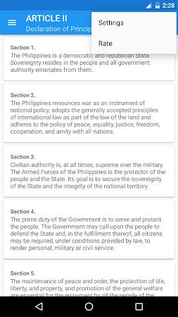 article 5 philippine constitution