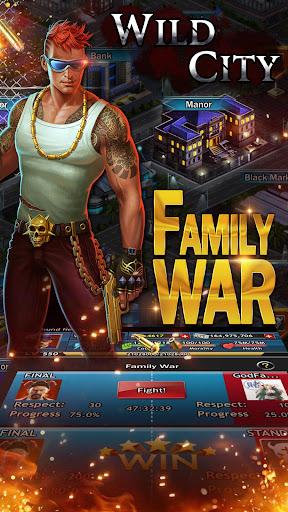 Wild City (Mafia RPG) 1.4.12 screenshots 2