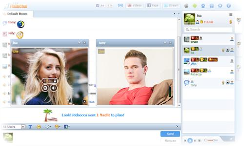 شات و دردشة مدينة النخيل screenshot 1