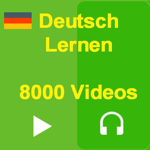 Deutsch Lernen 8000 Videos