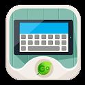 GO Keyboard Plugin- Tablet,Pad icon