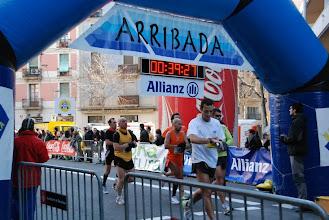 """Photo: SANT ANTONI 23.1.2011 Tiempo Neto: 39' 24"""""""