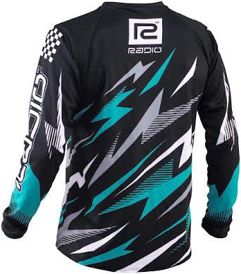 Radio Lightning BMX Race Jersey - Long Sleeve, Men's alternate image 5