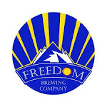 Logo for Freedom Brewing Company