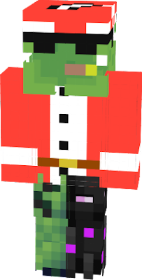 best cristmas skin ever.