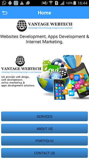 Web Design Development Apps