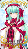 リボン付清姫