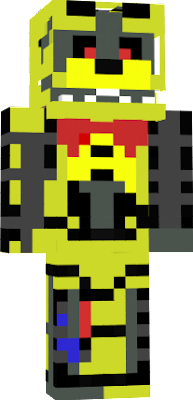I mite be calling the caricters i made golden bonnie but there now going to be called jal cuz that is my oc's real name.