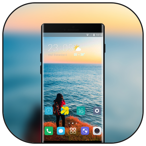 Theme for Samsung galaxy a7 wallpaper icon