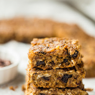 Vegan Slow Cooker Superfood Homemade Protein Bars