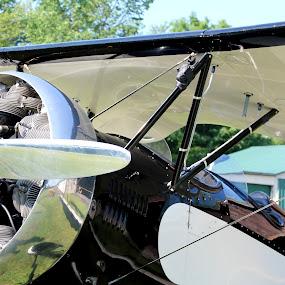 by Lina Turoci - Transportation Airplanes ( propeller, plane, engine, biplane )