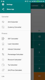 Smart Calculator - All in one