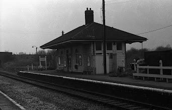 Photo: Charlbury on a grey day (Dec 1972)
