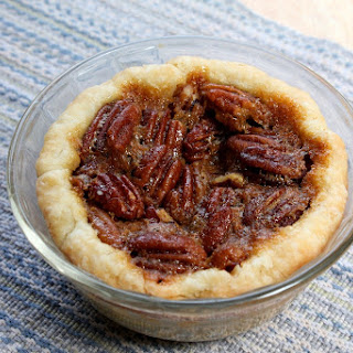 PECAN PIE FOR ONE