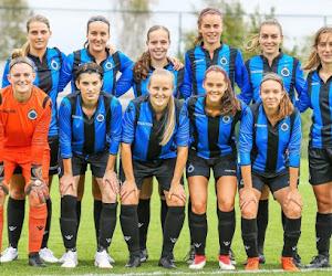 Vrouwen Club Brugge beginnen aan avontuur in eerste nationale, sterktes en zwaktes onder de loep