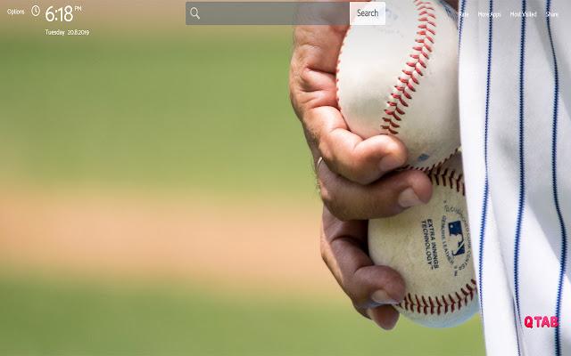Baseball Wallpapers Theme |GreaTab