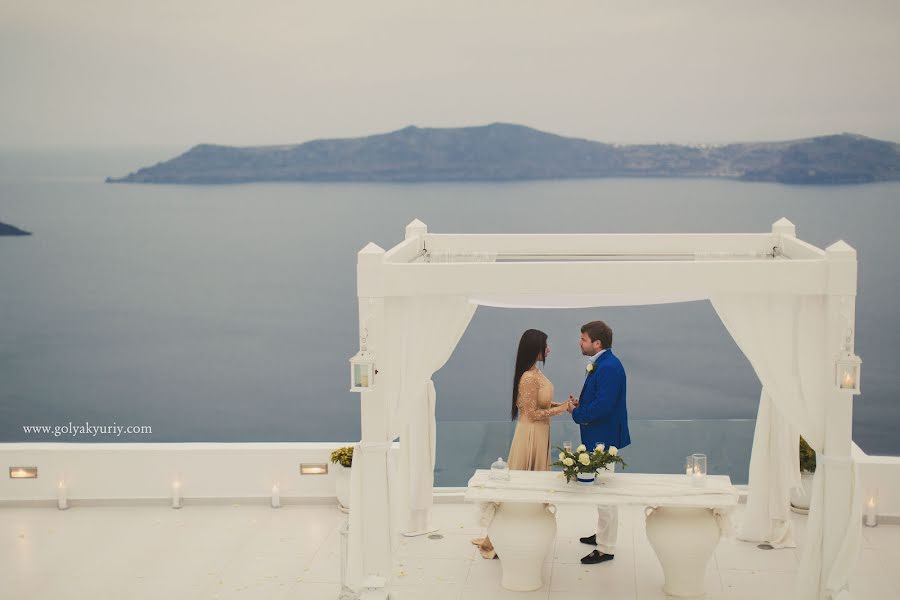 Wedding photographer Yuriy Golyak (golyak). Photo of 24.04.2013