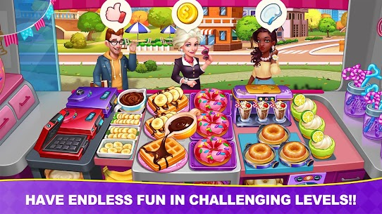 Cooking Frenzy: Madness Crazy Chef Cooking Games Mod Apk Download For and Iphone 6