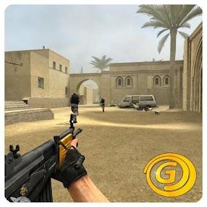 Jungle Counter Strike Commando for PC and MAC