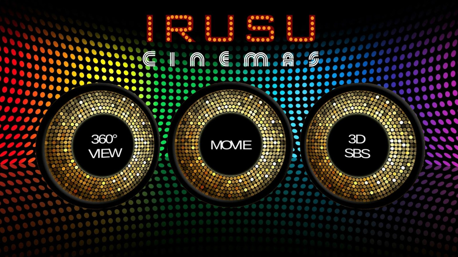 VR Cinema Player - Irusu- screenshot