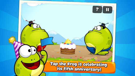 Tap the Frog Screenshot