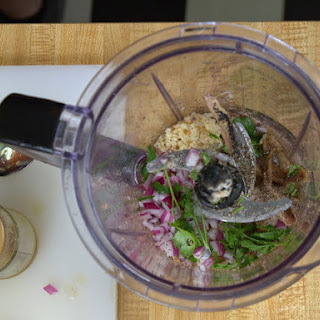 Sardine and Anchovy Spread