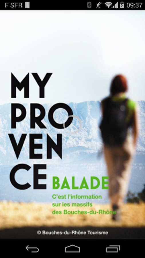 MyProvence Balade- screenshot