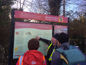 Photo: On the Beara-Breifne Way on the weekend of February 14th and 15th, 2015.  2 of 15