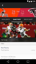 NFL Mobile Screenshot 4