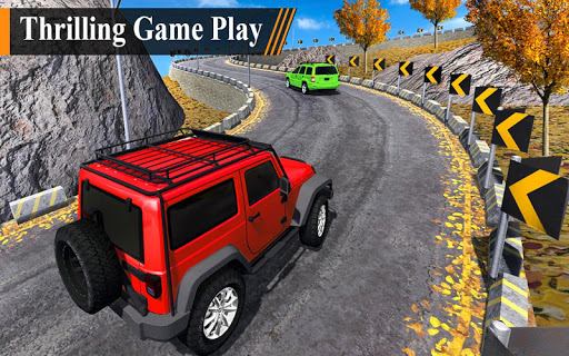 Indian 4x4 Jeep Off-road Driving Simulator 3D 2019 0.1 screenshots 1