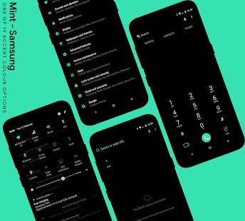 Viktoria Substratum Theme Screenshot