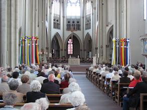 Photo: Festmesse beim Ostdeutschen Gottesdienst